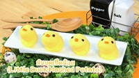 มันบดเป็ดน้อย Little Duck Mashed Potato - Cutie Kitchen 4K